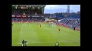 Северна Ирландия победи Русия с 1:0 в световна квалификация
