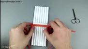 Как да си направим капан за мишки от хартия