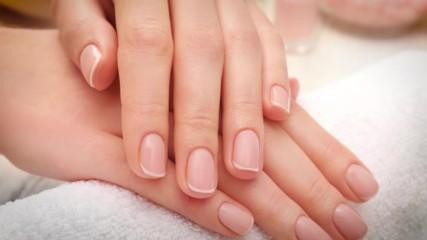 Тайната на красивите нокти