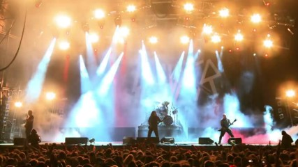 Slayer - Raining Blood - Bloodstock 2013