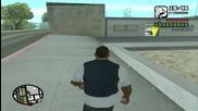 gta san andreas епизод 39- симулатор на коли