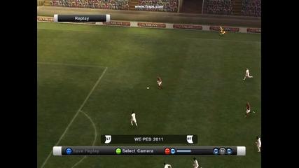 Pes 2011 Top goals