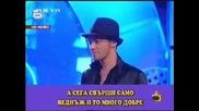 Стоян има проблеми с свършването [smex] Music Idol 2 -=господари на ефира 17.04.2008=-