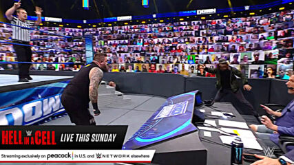 Big E & Kevin Owens vs. Apollo Crews & Commander Azeez: SmackDown, June 18, 2021