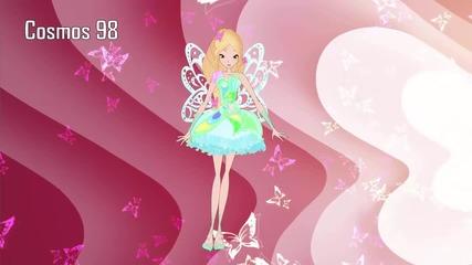 Winx Club Daphne Butterflix! [fanmade]