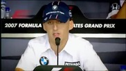 Формула1 - 2007 Season Review - Част 5 [ 10 ]
