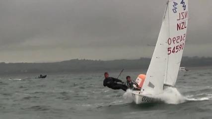 Ветроходство - състезание част 1