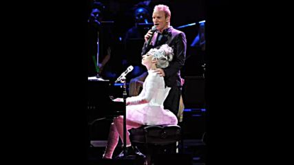 Lady Gaga ft. Sting - King of Pain ( 2011 Second Live )