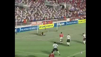 Fifa 08 - Гол Между Краката