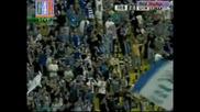 17.05.2009 Левски Шампион !!!!!!! Гол На Давид Бистрон Левски - Спартак Вн. 2:0