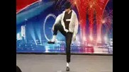 Michael Jackson - Britains Got Talent - Suleman Mirza - Signature - Full Video
