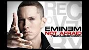 Eminem - Not Afraid 2010 Бг суб