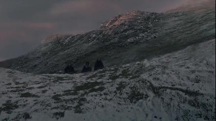 Игра на тронове - Ще те напътствам в нощта