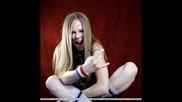 Старата щура Аврил| Аvril Lavigne - Alone [super pictures] * with lyrics *