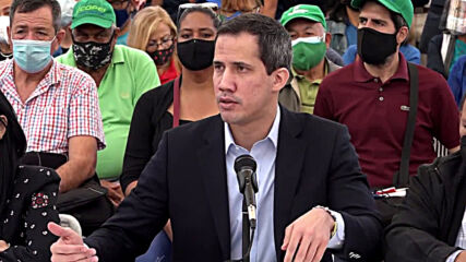 Venezuela: Guaido comments on his call with US Secretary of State Blinken