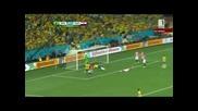 Бразилия 3 - 1 Хърватия 12.06.14