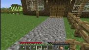 Minecraft Тройно Оцеляване еп. 11 - Нова сграда + Цонка