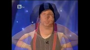 Най - подслушвания човек - Пегъзи Музовски * Комиците * 11.02.2011