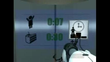 Portal - Chamber 13 in 7 secs