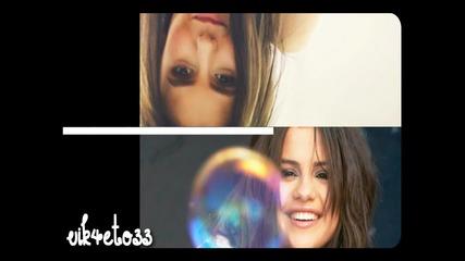 (nina Dobrev , Selena Gomez) Carly Rae Jepsen - Tonight i'm Getting Over You