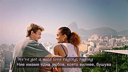 ♫ Kygo - Raging ft. Kodaline ( Официално видео) превод & текст