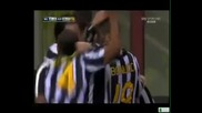 Легендарен Дел Пиеро замрази Милан на Сан Сиро Милан - Ювентус 1:2