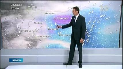 Прогноза за времето (24.10.2014 - централна)