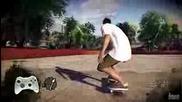 Skate срещу Skate2