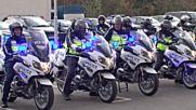 Столичната полиция – с нови мотоциклети