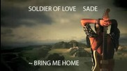 Sade - Bring Me Home - New Album 2010 - Soldier of Love