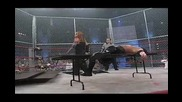 Lockdown 2005: Jeff Hardy vs. Raven