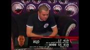 Vip Brother 3 - Подготовката На Преслава И Ицо06.05.09