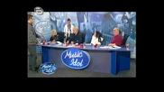 Music Idol 3 - - Двойника На Дони - Кастинг