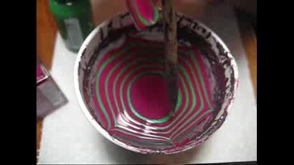 Vodno lakirane s cvetq 2