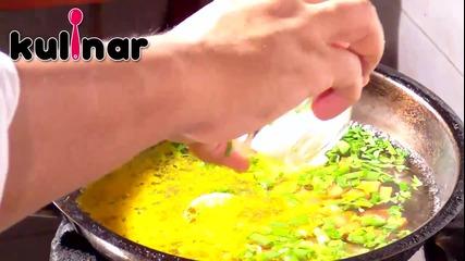 Рецепта за Супа от Скариди / Индийска Кухня