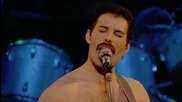 Queen - Crazy Little Thing Called Love (live at Rock Montrea