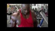 Рони Колман - тежащ 160 килограма - част - 11