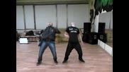 Haha най-големия танц ;d