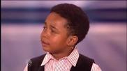 Момче с талан Америка Търси Талант