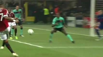 Robinho worst miss ever __ -