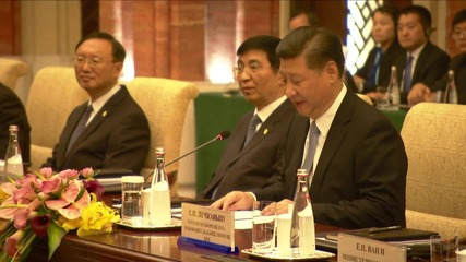 China: President Xi Jinping praises Russian-Chinese ties