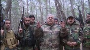 Syria: People's Army commander promises to liberate Syria from foreign intruders