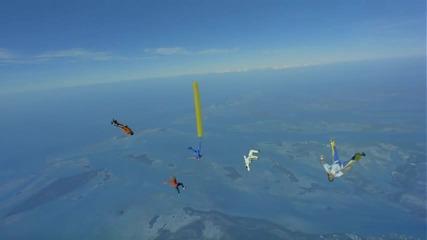 Adrenaline Rush - Skydiving (high quality)