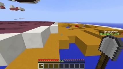 Minecraft Mini Games #5 - Splegg