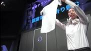 Пералнята на бъдещето сгъва и подрежда дрехи