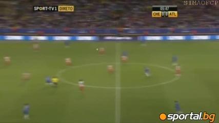 Челси 1:4 Атлетико Мадрид