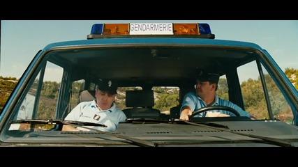 Най - смешната сцена от Taxi 4