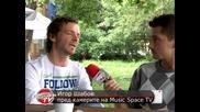Игор Шабов от Гласът на България: Изглеждам спокоен, но съм луда глава