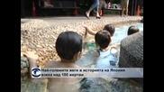 Най-големите жеги в историята на Япония взеха над 100 жертви