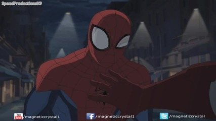 Ultimate Spiderman S2e20 Game Over